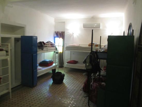 Funky Fes Hostel: наша комната