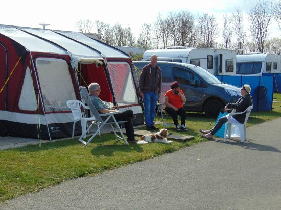 Flower of may holiday park scarborough campground Scarborough campsites with swimming pool