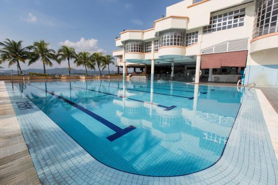 Prescott Hotel Kajang: (located at Club)