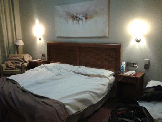 Hotel Juan Miguel: Camera