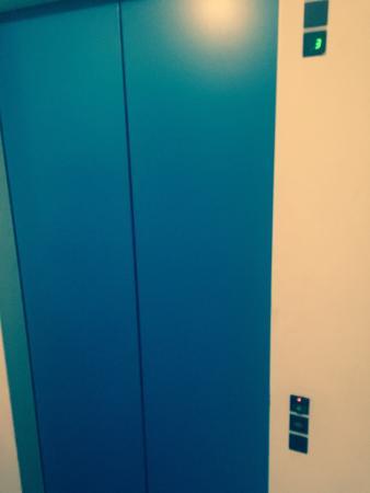Kyriad Le Havre Centre : Ascenseurs