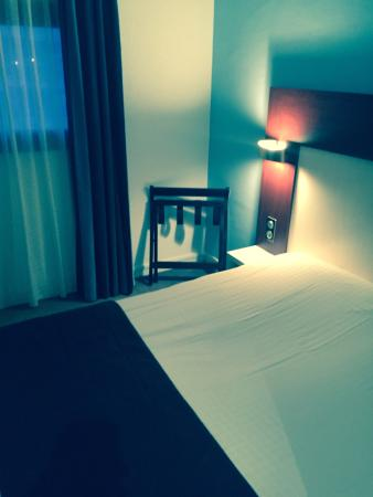 Kyriad Le Havre Centre : Chambre