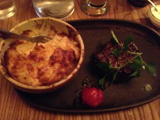 Restaurang BAR.B.KO : Fillet Steak