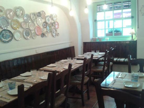 Restaurant Casa Igor : Bonita decoración!