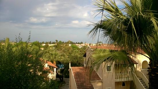 Sun Village: View from balcony