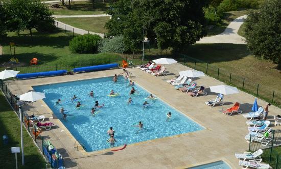 Residence Club La Fayette : Aquagym à la Résidence-Club La Fayette