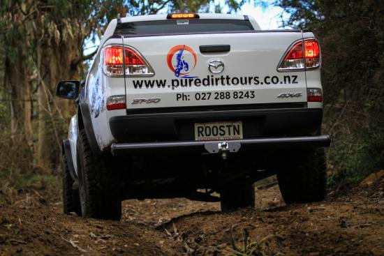 Pure Dirt Tours - Day Tours: 4x4 Tours Rotorua New Zealand