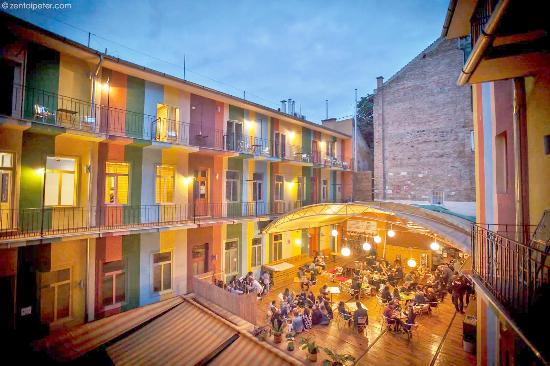 Photo of Casa de la Musica Hostel Budapest