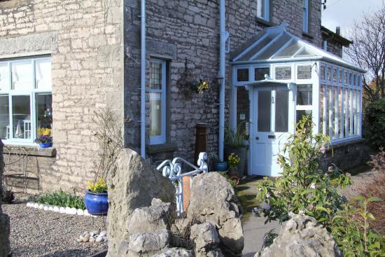 Ash Meadows Guest House: Entrance