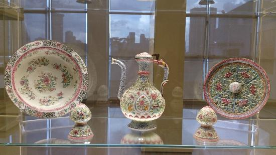 Ceramics From China Picture Of Islamic Arts Museum