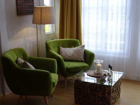 Villa Granitz: Unser Gewinner-Zimmer aus mein himmlisches Hotel / VOX