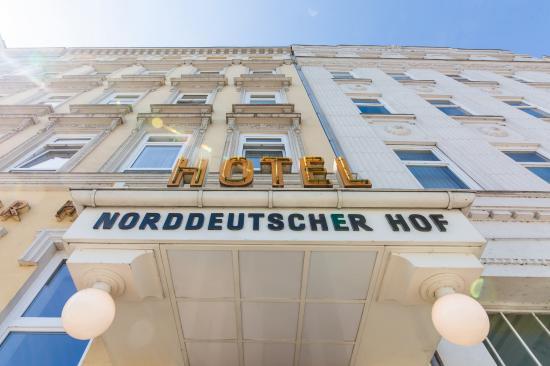 Novum Hotel Norddeutscher Hof Hamburg: Hotelansicht