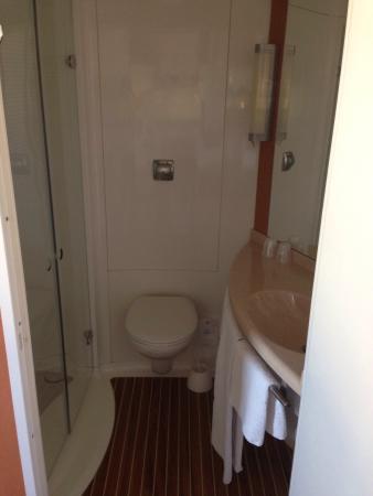 Ibis Macon Sud: Le WC