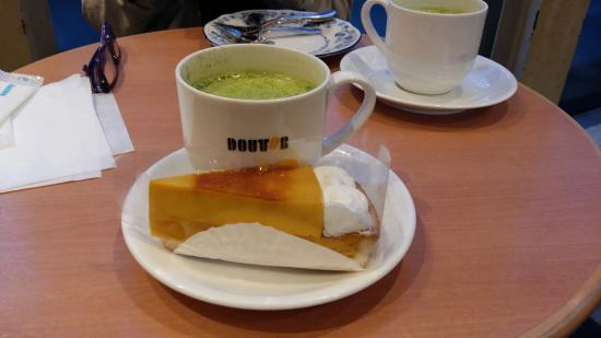 Doutor Coffee Shop JR Namba Station