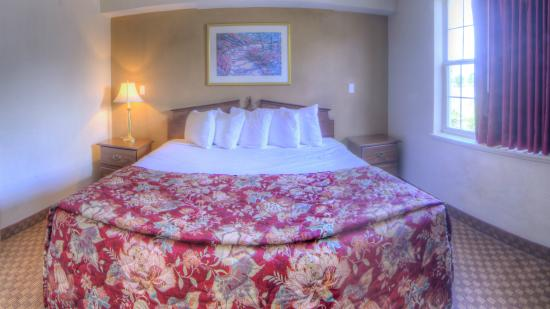 Intown Suites Orlando/florida Turnpike: Sweet Dreams!