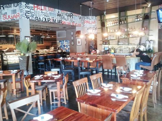 Palm Sugar: dining room