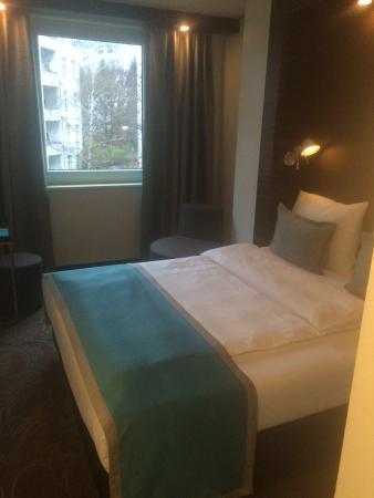 Motel One Berlin-Tiergarten: Bedroom