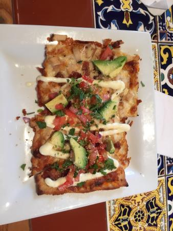Chili's Grill & Bar Restaurant: Flatbread pizza