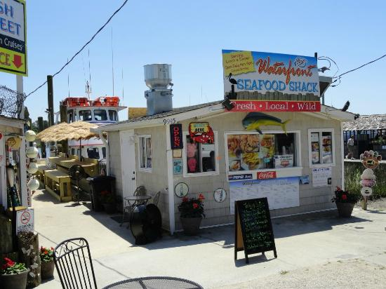 Waterfront Seafood Shack Here S The