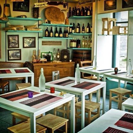 Dulcinea Gastronomia Punto Ristoro Sebaderia Pasta Fresca Dolci
