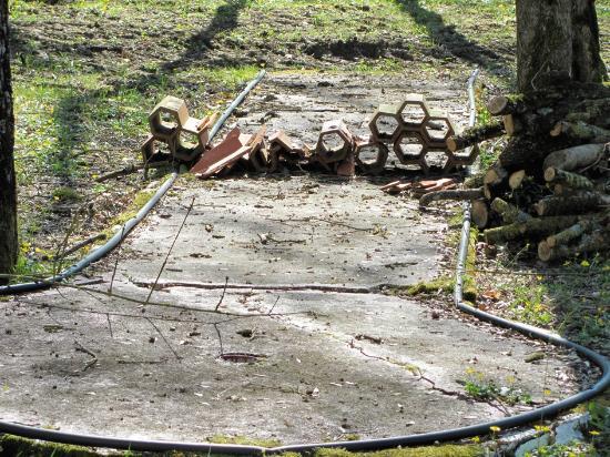 Camping Les Chalets de la Heronniere