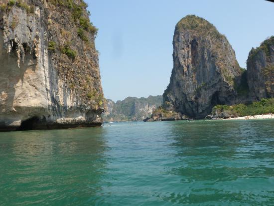 Ko Phi Phi Lee, Thái Lan: Merveilleux paysage