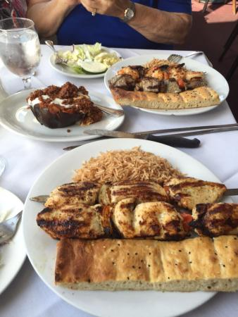 Kabul afghan cuisine burlingame menu prices for Afghan cuisine menu