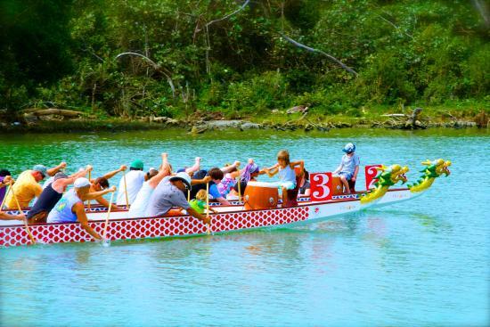 Dragon Boat Dominican Republic