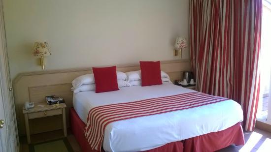 Luna Club Hotel: Chambre supérieur