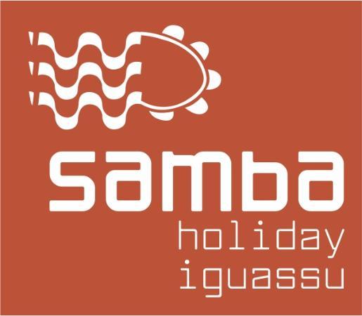 Iguassu Holiday Hotel: Logo Samba