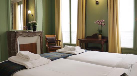 HotelHome Paris 16: Twin