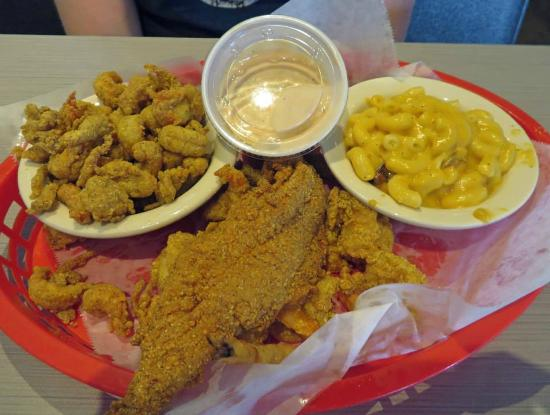Best food in memphis travel guide on tripadvisor for Soul fish memphis