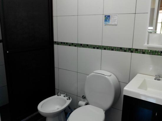 Hotel Iguazu Royal: salle de douche