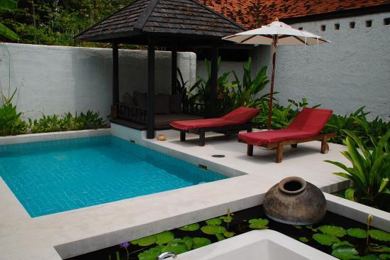 Pranburi, Thailand: Poolvilla