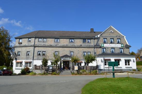 Hotel Altastenberg: Front view