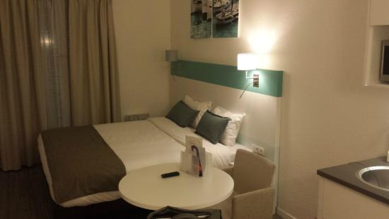 Citadines Castellane Marseille: room n.10 ground floor