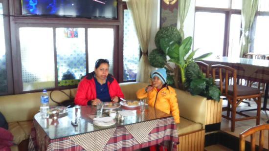 The Park Restaurant: Park Restaurant, Darjeeling