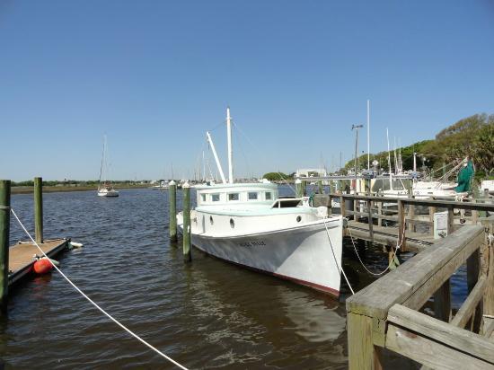 Southport Marina : Marina view