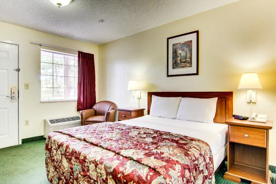 Jacksonville/Baymeadows Extended Stay Hotel: King Studio