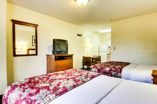 Jacksonville/Baymeadows Extended Stay Hotel: Double Studio
