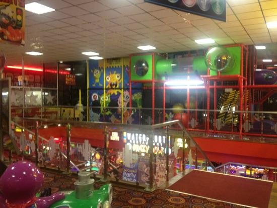 Kids world soft play