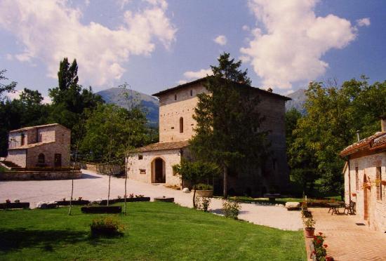 Agriturismo Antico Mulino dei Sibillini: Luogo fiabesco!