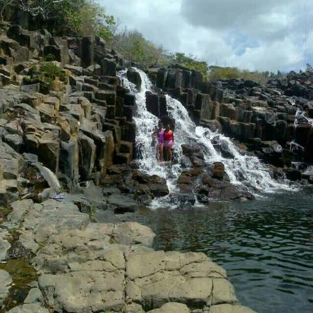 Cocle Excursions: La Cascada waterfall-Aguas Blancas