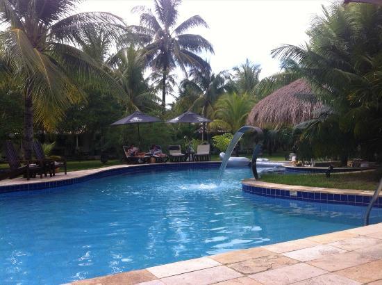 Casa Acayu: Piscina super relaxante