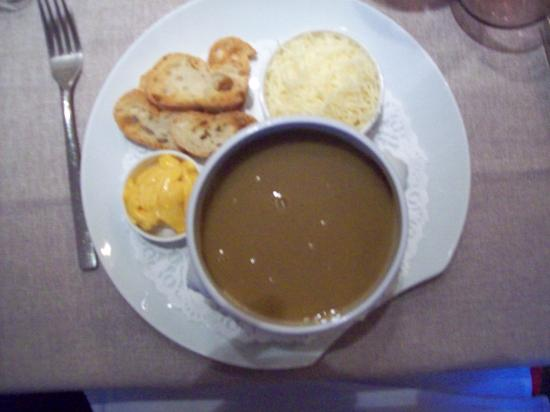 soupe de poisson et sa rouille picture of la toupine brive la gaillarde tripadvisor. Black Bedroom Furniture Sets. Home Design Ideas