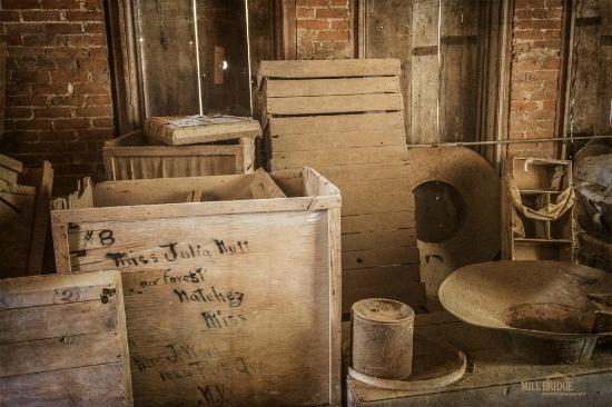 Natchez, MS: Items left behind