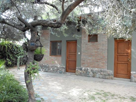 Hotel Rustico Cerro del Valle: ext
