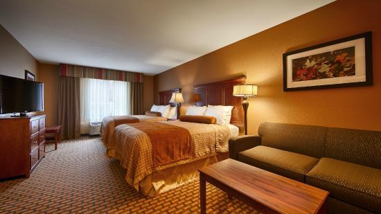 BEST WESTERN PLUS Lake Lanier Gainesville Hotel & Suites: Guest Room