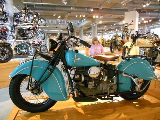 Barber Vintage Motorsports : motorcross - Picture of Barber Vintage Motorsports Museum, Birmingham ...