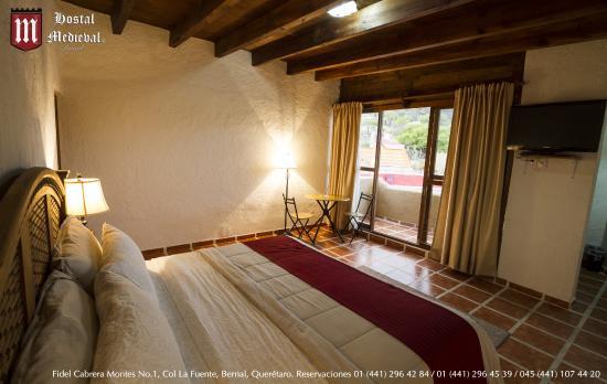 Hostal Medieval: Habitación 20